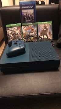 limited edition deep blue xbox one s 500gb Los Angeles, 90005
