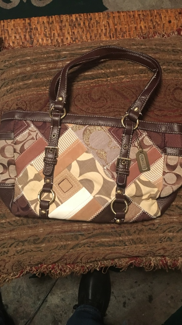 Coach Bag Serial Number Fo4q 2935 Great Condition Never Been Used