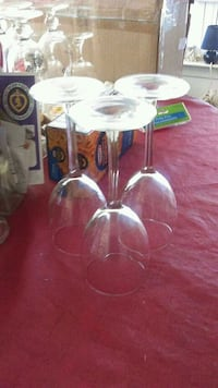 Crystal Wine Glasses $1.00 Each Odenton, 21113
