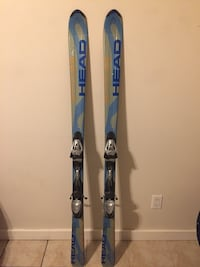 Head impulse skis