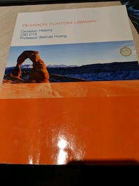 Canadian History Textbook Seneca College Mississauga, L4W 3H7