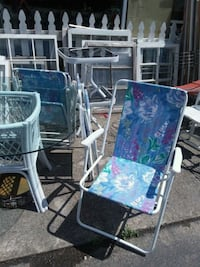 Chairs 4  for Patio
