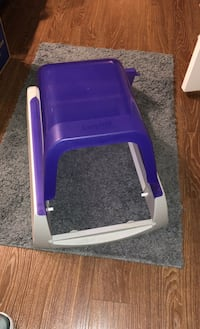 Self-Cleaning Kitty Litter Box with 3 Trays Herndon, 20171