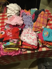Girls 4t summer lot New Lenox, 60451