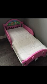 Dora Toddler Bed St Catharines, L2S 4B4