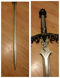 grey sword collage