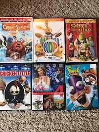 Kid Movies! Even a couple of blue rays