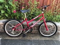 """20"""" Supercycle mountain bike in great condition Vaughan, L4H 2S4"""
