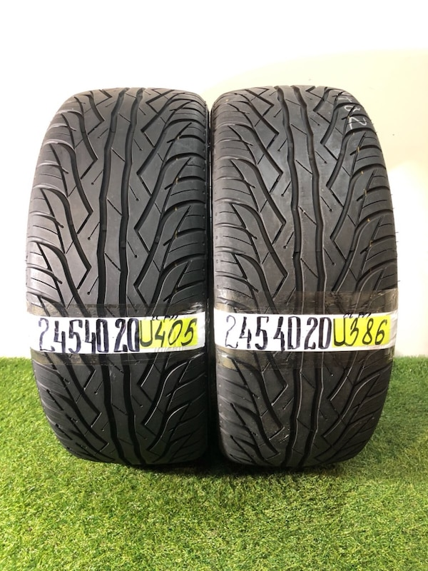 Used Tires Orlando >> 245 40 20 Wanli 2 Used Tires 95 Life L167