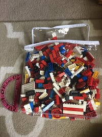assorted plastic toy set in box Houston, 77023