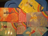Original books 1 to 7 RAINBOW MAGIC Fairies Winnipeg, R2L 0X1