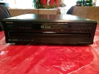 Onkyo 6 disc CD Changer  model  DX-C390