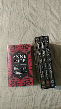 Anne rice sleeping beauty series San Jacinto, 92582