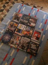 assorted Sony PS3 game cases Santa Maria Maddalena, 45030
