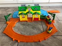 Playskool Sesame Street Elmo Junction Train Set St. Catharines, L2N