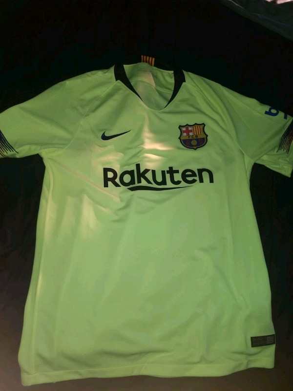 size 40 d1afa 5b214 Barcelona Authentic Nike Jersey