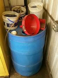 55 gallons of free drain oil Plainfield, 54966