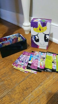 My little pony Trading Cards Mechanicsville, 23111