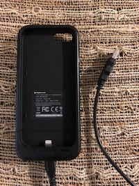 iPhone 5 mophie battery charging case Riverview, 33578