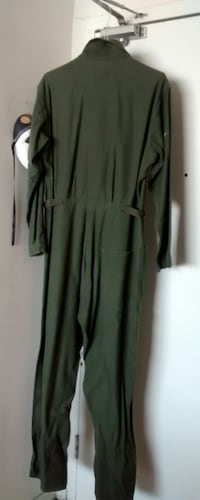 Halloween - Men's Large Military Coverall null