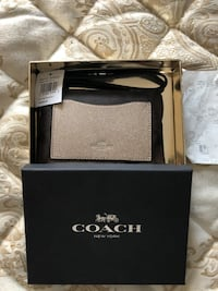 Brandnew Coach Wallet Female  Mississauga, L5W 1S3