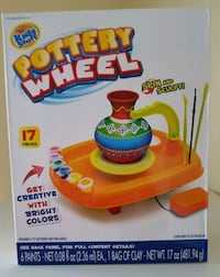 New - Pottery Wheel - Ages 6 & Up Dover
