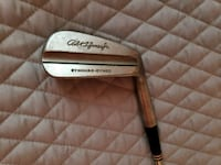 GOLF CLUBS:  RH BOBBY JONES IRONS Hampton