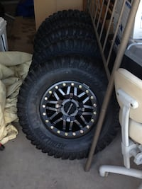 Yamaha YXZ Wheels/Tires