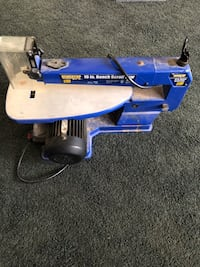 """Bench top scroll saw 16"""" Hanover Park, 60133"""