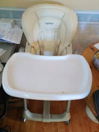 Pegperego high chair Calgary, T2A 5V9