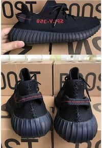 Yeezy Boost V2 350 Pirate Red -BRED- (ORIGINAL) Κόρινθος, 201 00