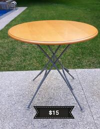 Round Bistro Table *Delivery Available* Hamilton, L9H 5N7