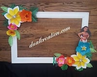 brown and green floral wreath West Palm Beach, 33409