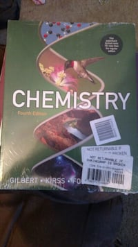 College Chem textbook w/ Calculations in Chemistry Albuquerque, 87113