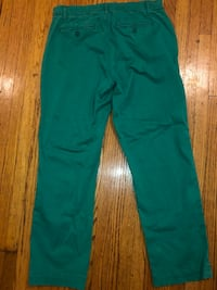 Green pants size 4 stitch fix