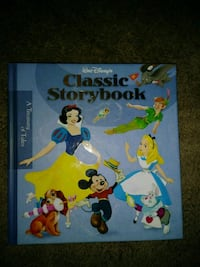 Collectors Disney classic storybook Monroe, 30656