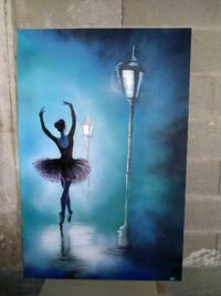 SPRAY PAINT - Dancing night Vedano Olona