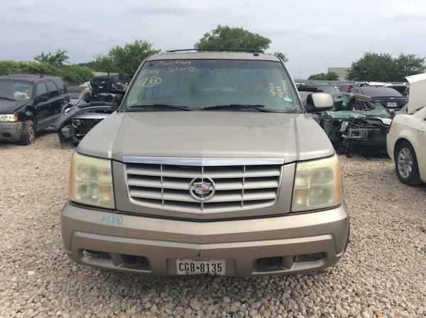 Used 2002 Cadillac Escalade FOR PARTS!!! for sale in