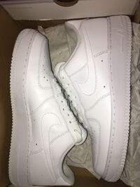 Nike Air Force one all white Toronto, M1H 3K3