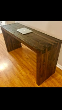 "Handcrafted 63"" Desk New Orleans"