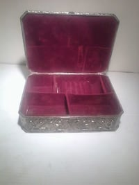 Silverplated Jewelry Box have 2 St Paul, 55104