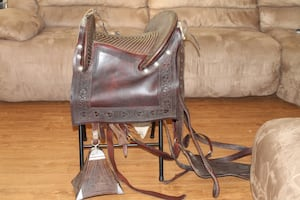 Saddles for sale. Please make a reasonable offer.