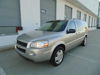 2008 Chevrolet Uplander EXTENDED AUTOMATIC AIR NO ACCIDENTS 99,000KM! NEW WESTMINSTER, V3M 0G6