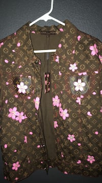 Louis Vuitton Limited addition jacket  Moreno Valley, 92557