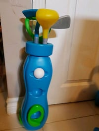 Golf toy for toddlers Mississauga, L5M 7B4