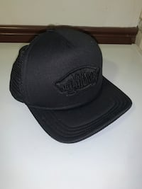 Vans snap back trucker hat