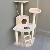 New cat tree house tower scratcher Los Angeles, 90033