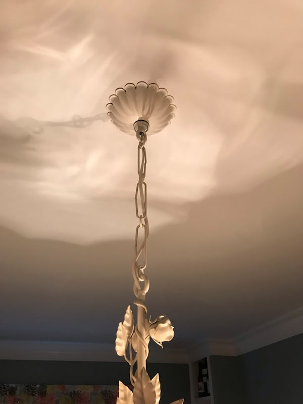 Vintage Whimsical Chandelier 2