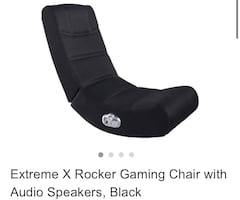PS3 rocking gaming chair