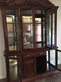 China cabinet and wine rack El Paso, 79934